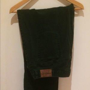 Ralph Lauren Forest Green Jeans